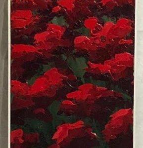 Rosso Pomodoro - Olio - 25x80